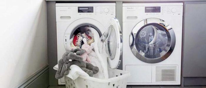 Стирка хлопковых изделий в стиральной машине
