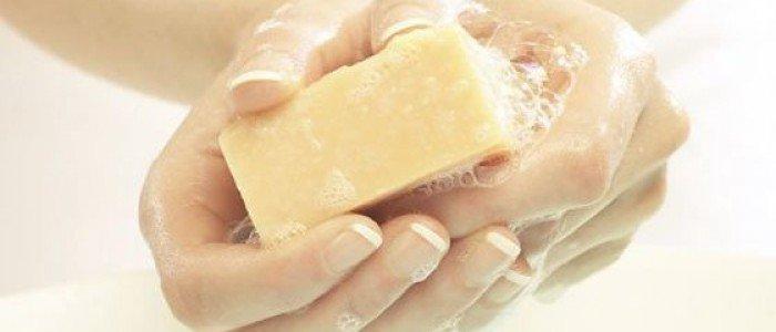 Желчное мыло для выведения пятен