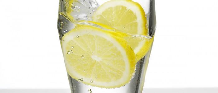 Выведение пятен лимонным соком