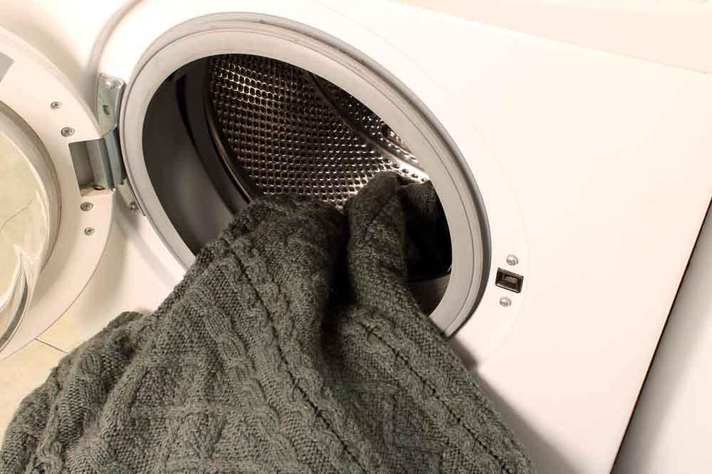 Стирка шерстяных изделий в стиральной машине