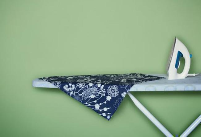 Глажка ткани модал