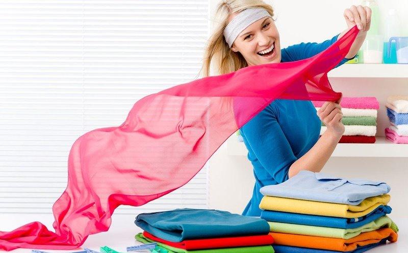 Нейлоновый шарф