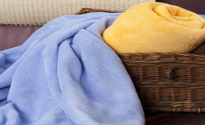 Велюровые полотенца