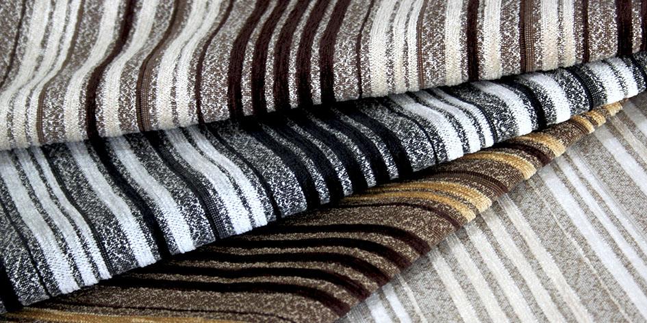 Шенилловая ткань