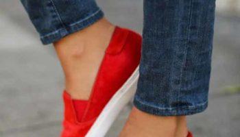 Красные слипоны